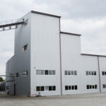 D-MIX sunflower processing plant